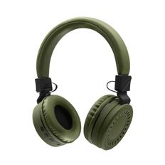 Наушники беспроводные накладные Rombica Mysound BH 11, темно-зеленые фото