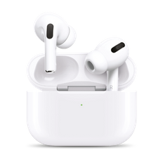 Наушники True Wireless Olmio TWE-11, белые фото