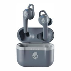 Наушники True Wireless Skullcandy Indy Evo In-Ear, серые фото