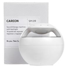 Устройство-ночник со звуковой терапией SM09, белый фото