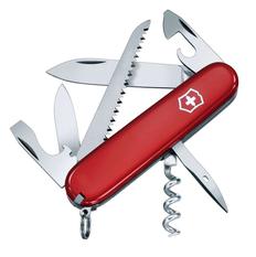 Нож многофункциональный Victorinox Amper 91, красный фото
