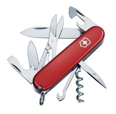 Нож многофункциональный Victorinox Climber 91, красный фото