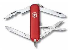 Нож перочинный Victorinox Manager, 58 мм, 10 функций, красный фото