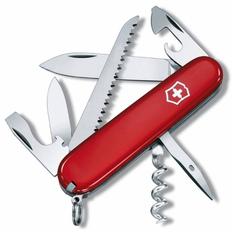 Нож Victorinox Camper, красный, 91 мм, 13 функций фото