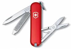 Нож Victorinox Classic, 5.8 см, 7 функций, в красной коробке фото