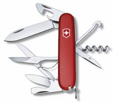 Нож Victorinox Climber, красный, 91 мм, 14 функций фото