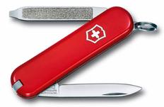 Нож Victorinox Escort, 8.5 см, 6 функций красный фото