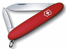 Нож Victorinox Excelsior, красный, 84 мм, 3 функции фото