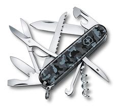 Нож Victorinox Huntsman, камуфляж, 91 мм, 15 функций фото