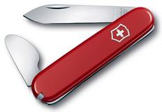 Нож Victorinox Opener, красный, 84 мм, 4 функции фото