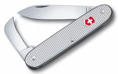 Нож Victorinox Pioneer, серебристый, 93 мм, 2 функции фото