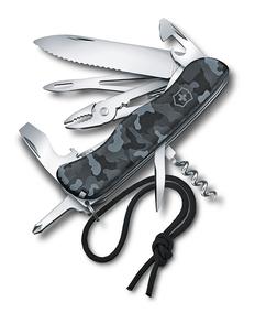 Нож Victorinox Skipper, морской камуфляж, 111 мм, 17 функций фото