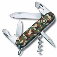 Нож Victorinox Spartan , камуфляж, 91 мм, 12 функций, в картонной коробке фото