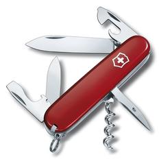 Нож Victorinox Spartan, красный, 91мм, 12 функций фото