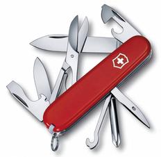 Нож Victorinox Super Tinker, красный, 91 мм, 14 функций фото