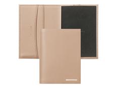 Обложка для блокнота А7 Hugo Boss Essential, розовый фото