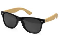 Очки солнцезащитные Rockwood, черные / бежевые фото