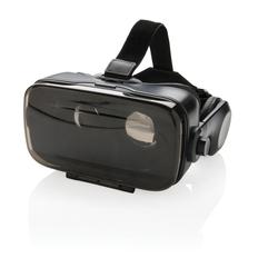 Очки виртуальной реальности с креплением на голове, со встроенными беспроводными наушниками, XD Collection Virtual Reality, черные фото