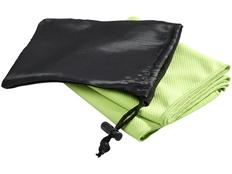 Охлаждающее полотенце Peter в сетчатом мешочке, салатовое фото