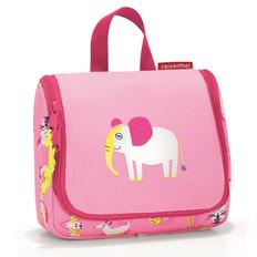 Органайзер детский Reisenthel Toiletbag S Abc Friends, розовый фото