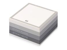 Органайзер настольный Chaos с функцией беспроводной зарядки, белый / серый фото