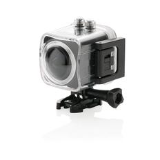 Экшн камера панорамная XD Collection, прозрачный/ черная фото