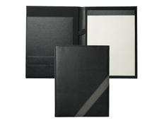 Папка А4 Alesso, чёрная фото