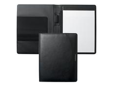 Папка A5 Embrun, чёрная фото