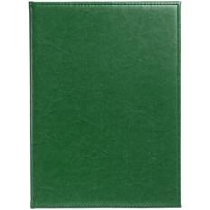 Папка адресная Nebraska, формат А4, зеленая фото