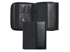 Блокнот нелинованный Hugo Boss Advance А5, 40 листов, черный фото