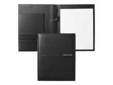 Папка со съемным блокнотом Cerruti 1881 Holt А5 , черная фото