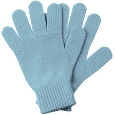 Перчатки Teplo Real Talk, голубые фото
