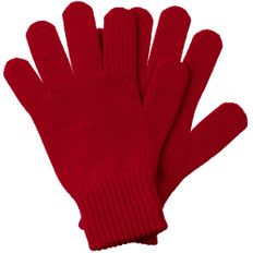 Перчатки Teplo Real Talk, красные фото