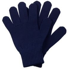 Перчатки Teplo Real Talk, темно-синие фото