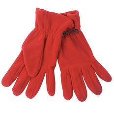 Перчатки мужские Monti, красные фото
