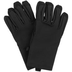 Перчатки сенсорные Stormtech Matrix, черные фото