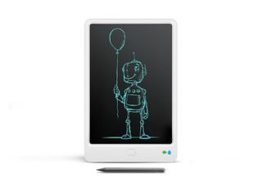 Планшет для рисования с ЖК экраном Pic-Pad, чёрный / белый фото