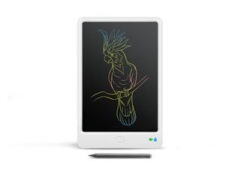 Планшет для рисования с ЖК экраном Pic-Pad Rainbow, чёрный / белый фото