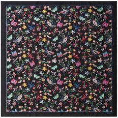 Платок Cacharel Butterfly Silk, черный фото