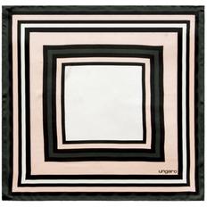 Платок Ungaro Catena Silk, розовый/ коричневый фото