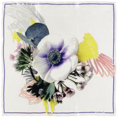 Платок Cacharel Madeleine Silk, белый фото