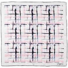 Платок Ungaro Tweed Silk, белый фото