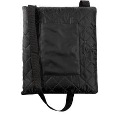 Плед для пикника Soft & Dry, черный фото