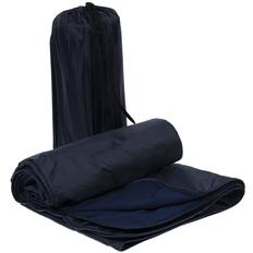 Плед для пикника Kveld, темно-синий фото