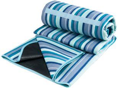 Плед для пикника с подкладкой Riviera, синий фото