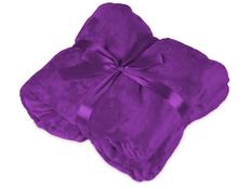 Плед флисовый Fancy, фиолетовый фото
