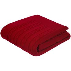 Плед teplo Heat Trick, красный фото