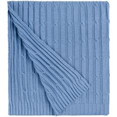 Плед teplo Remit, голубой фото