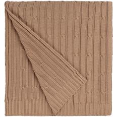 Плед акриловый Remit, песочный фото