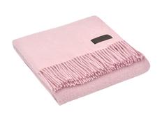 Плед шерстяной Marzotto Dalia, розовый фото